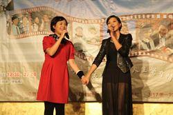 錦雯琇琴獻唱 和數十位藝人為張善為集氣