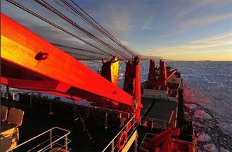 美破冰船「北極星」將助中俄船脫險