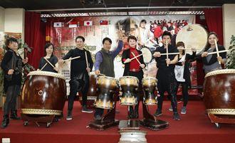 台南國際鼓樂節 農曆春節登場