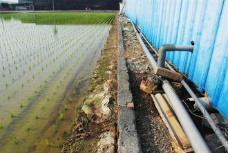 鳥松電鍍廠排廢水毀農田 被勒令停工