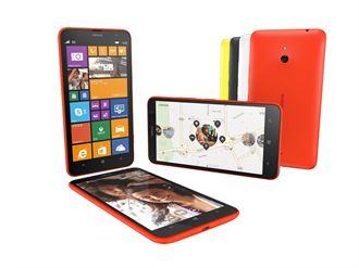 NOKIA再推大螢幕新機Lumia 1320