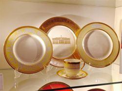 白宮4套御用餐瓷LENOX 來臺展示