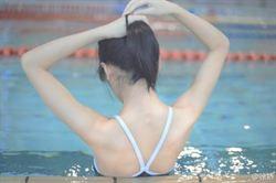 徐嬌秀泳裝照 自嘆變瘦