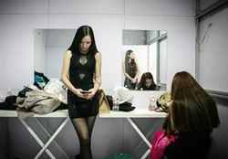 Showgirl 一般男人養不起