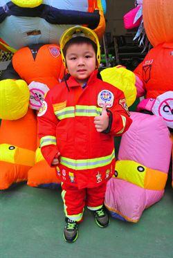 消防體驗 民眾呼籲別亂打119!