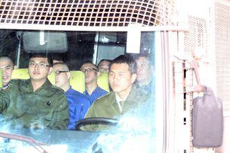 台南六甲軍事監獄 65人移監完成