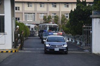 軍監移監 64名受刑人移往歸仁台南監獄