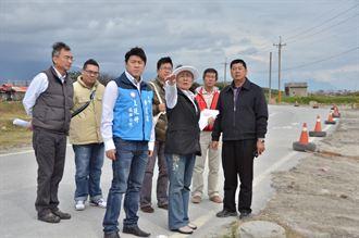 化仁海堤自行車道 4月底完工