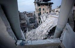 英美警告:敘利亞反對派應赴日內瓦談判