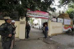 埃及新憲草公投 首都發生爆炸案