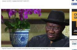 奈及利亞反同志法 美關注