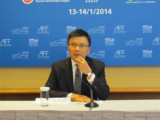 陳家強:港台合作 基金管理可先行