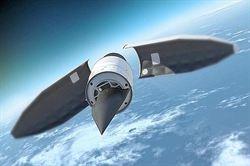 陸國防部證實測試極音速導彈載具
