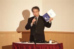 福島工程師 來台解說核災始末