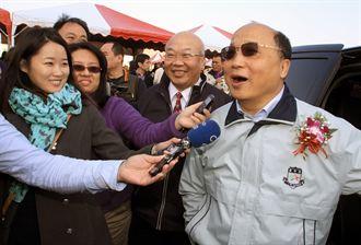 胡志強:從沒說選或不選