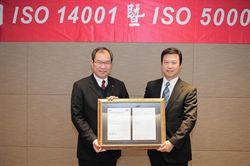 中華航空 成功獲頒雙驗證