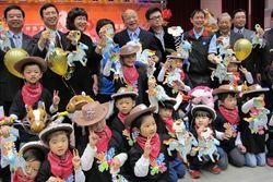 中台灣元宵燈會 打造飛馬奔騰主燈