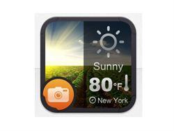讓Living Weather Pro For iOS 7幫你紀錄美麗的瞬間!