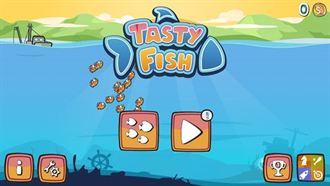 保命要緊! Tasty Fish讓你體會當魚「餌」的生活~