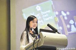 新加坡小女生為動物發聲 走紅網路