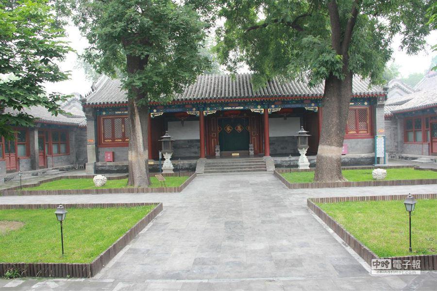北京40餘座王府遭占用,僅恭王府對外開放(摘自網路)