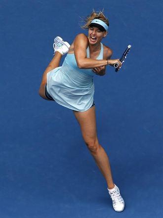 澳網女單第3種子 莎拉波娃出局