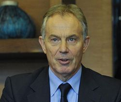 英前首相布萊爾 差點遭「公民拘捕」