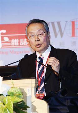 施振榮表示開放經濟對台灣較有益