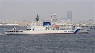 陸造萬噸級海監船 排水量稱霸全球