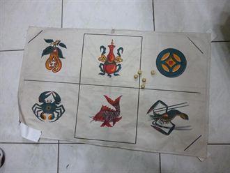 龍虎圖形押寶 警破罕見印尼賭場