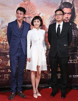 《西遊記》首映 甄子丹孫猴上身
