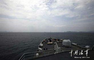 南海艦隊入印度洋 進行實戰演練
