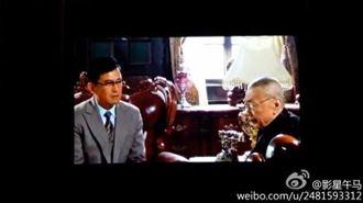 午馬1月還在橫店拍《大上海1931》
