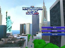 New York 3D Rollercoaster Rush在紐約市中心飆雲霄飛車!