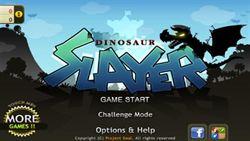 守塔守膩了嗎?來試試看手動射箭的另類守塔遊戲 Dinosaur Slayer 吧!