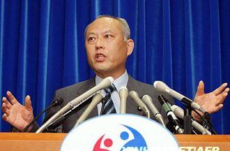 舛添要一 當選東京都知事