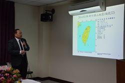 竹縣3天10震 氣象局:正常能量釋放