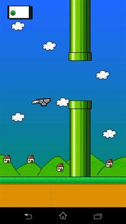 和Flappy Bird一樣好玩的遊戲 「Flappy Pants Bird」讓你又愛又恨