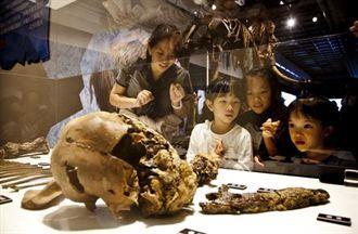 康橋國中重視科學教育 走出教室找演化真「象」