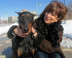 美神犬 發現主人罹患乳癌