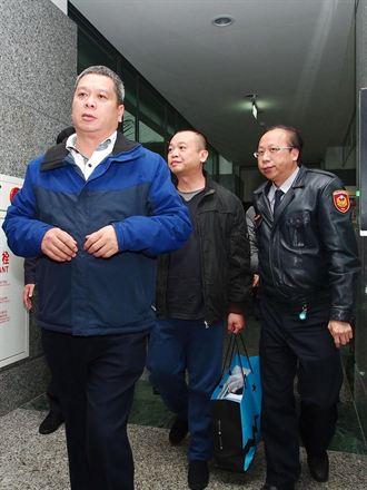 涉北纜案判13年 前內政部政次顏萬進今假釋出獄