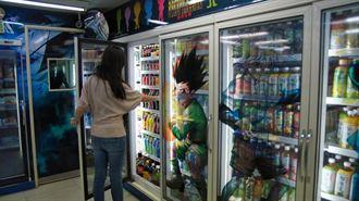 OK超商 推出獵人形象店