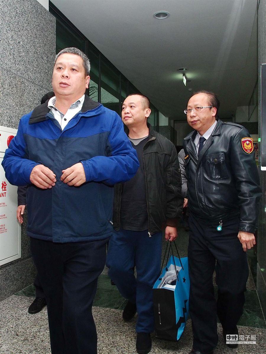 涉北纜案判13年的前內政部政次顏萬進,今假釋出獄。(中時資料照)