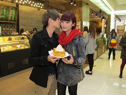 大遠百引進韓咖啡 店內kiss贈吐司
