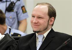 挪威殺人魔:獄方不給PS3就絕食