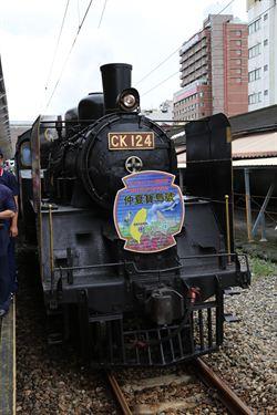 瞄準海線 台鐵蒸汽火車票開賣