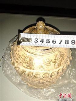 盜重慶14古墓 集團遭破獲