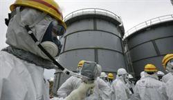 福島核電站 外洩百噸核汙水