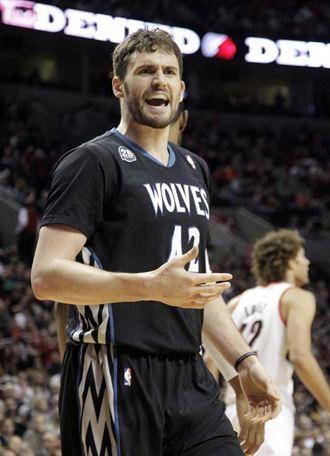 想去湖人?洛夫:灰狼是更好的球隊