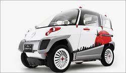 「水上漂」電動汽車 明年泰國開賣